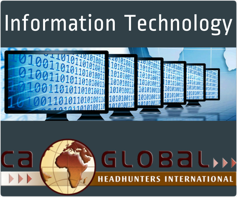 Find the latest Information Technology Jobs   Jobs in Africa: Mining, Oil & Gas, Engineering, Finance, Agriculture   Scoop.it
