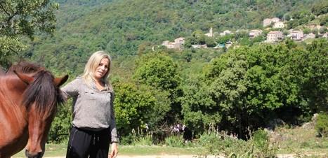 Etape 3 : Solenzara - Porto-Vecchio. Pascale, la Poste et le ranch. | LOVELY MEAL - le Blog du repas chez l'habitant | Scoop.it