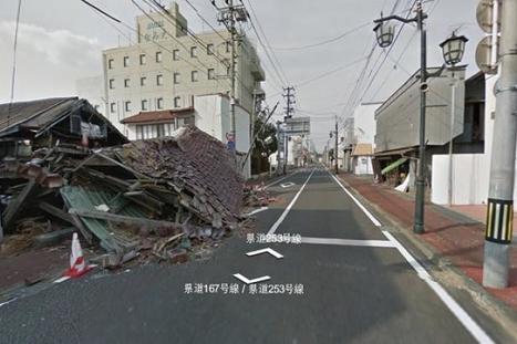 Visite virtuelle au cœur de la zone interdite de Fukushima | Japan Tsunami | Scoop.it
