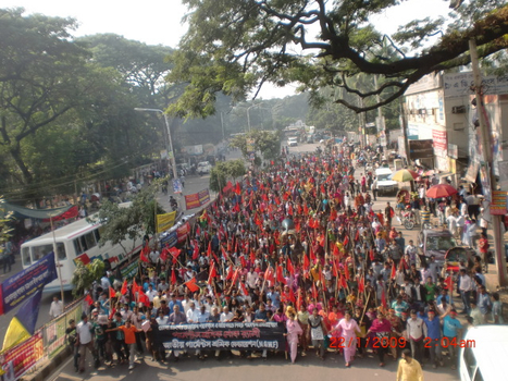 Statement: National Garments Workers Federation, Bangladesh | Asian Labour Update | Scoop.it
