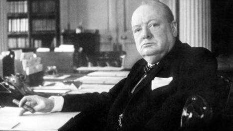 Páginas inéditas de la historia: Winston Churchill usó armas ... | historian: people and cultures | Scoop.it