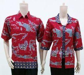 Batik Sepasang Motif Kepulauan Indonesia SB774 | Toko Online Batik Ganitri | mischaYY | Scoop.it