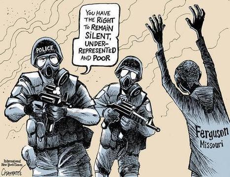 Vous avez le droit de rester silencieux, sous-représenté et pauvre ! | Epic pics | Scoop.it