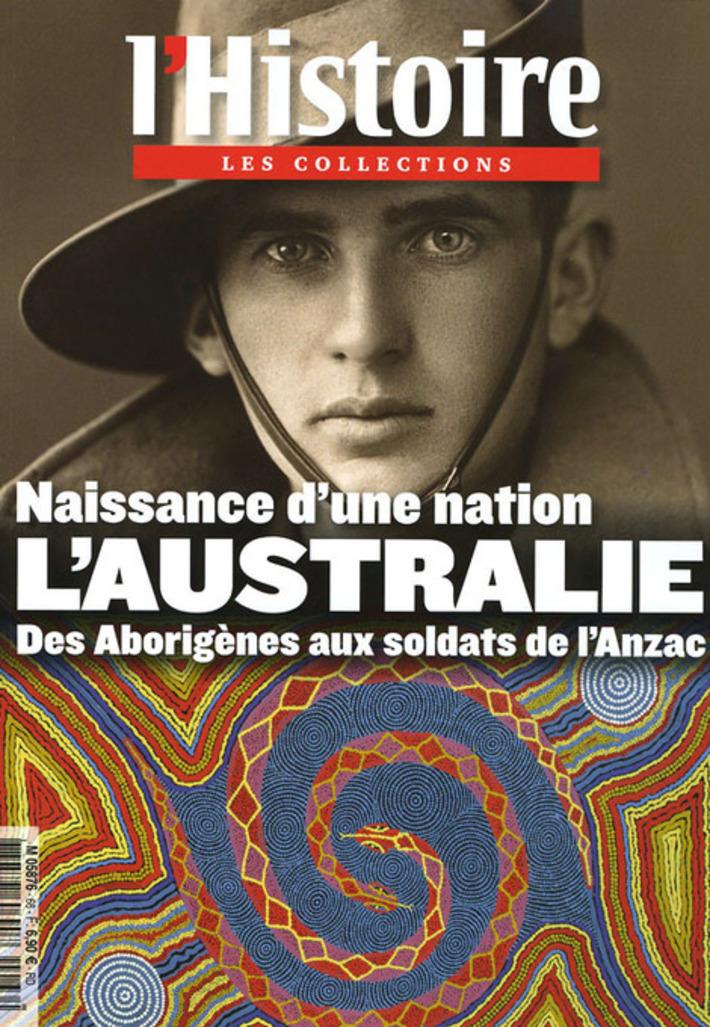 """Numéro spécial de """"L'Histoire"""" sur l'Australie et les Aborigènes   Le blog de la galerie Arts d'Australie   Kiosque du monde : Océanie   Scoop.it"""