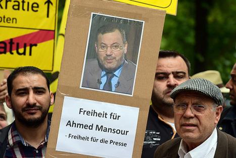 Senior Al Jazeera Reporter Detained in Germany | Journalism News | Scoop.it