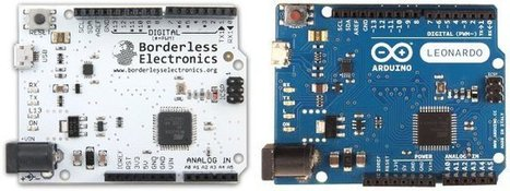 Borderless Electronics Sells $9 Arduino Compatible Starter Kit | Embedded Systems News | Scoop.it