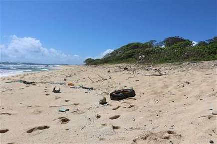 Aerial surveys document ocean debris around Hawaii | ScubaObsessed | Scoop.it