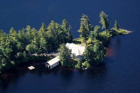 Alibaba's Jack Ma Buys $23 Million Property in New York's Adirondacks | Timberland Investment | Scoop.it