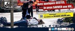 Avec quelques gestes... @sdis86 | Chatellerault, secouez-moi, secouez-moi! | Scoop.it