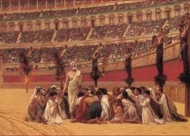 Persecución de los Cristianos | Imperium Romanum | Scoop.it