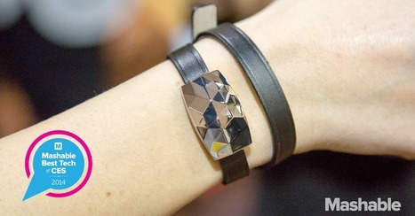 Smart Bracelet That Measures Sun Exposure Is Gorgeous | Trends, Innovation and more | Scoop.it
