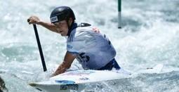 5 médailles dont 3 en Or pour les Tricolores à la coupe du Monde de Slalom à Prague (CZE)   Le canoë-kayak SLALOM avec PadL   Scoop.it
