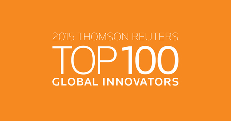 Saint-Gobain Recognized by Thomson Reuters as a 2015 Top 100 Global Innovator | Innovations - Habitat & Industrial applications | Scoop.it