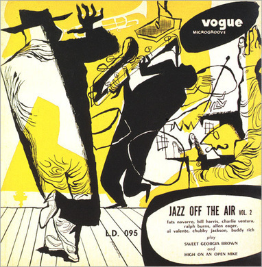 Fats Navarro album cover | Jazz and Draw | Jazz Plus | Scoop.it