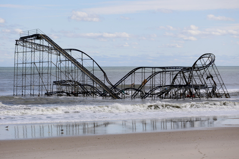 Destroyed roller coaster could be Jersey Shore tourist attraction, mayor says | ScubaObsessed | Scoop.it
