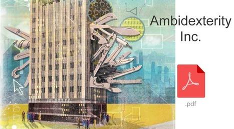 Ambidextrous organization: Ambidexterity Inc. - i-nexus | Business Transformation | Scoop.it