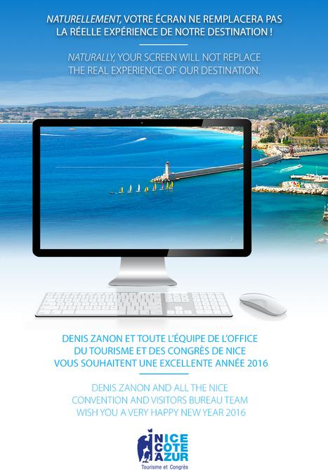 [Meilleurs Vœux pour 2016 ! Best Wishes for 2016] | Nice Tourisme | Scoop.it