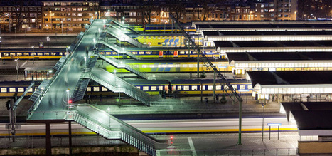 OVT Centraal station: A New Transportation Hub in Rotterdam | green streets | Scoop.it