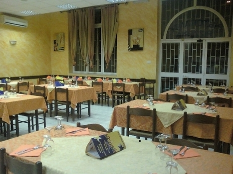 Restaurant L'Incontro in Rome, Italy | Mercor | Social Network for Logistics & Transport | Scoop.it
