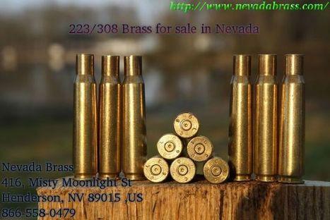 Best cheap bulk brass   Fired Once Brass   Scoop.it