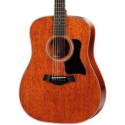 Taylor 320 Dreadnought Acoustic Guitar Sapele Back/Sides Mahogany Top Natural | Best Acoustic Guitar Reviews | Scoop.it