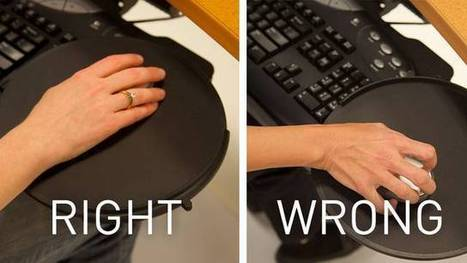 You Might Be Using Your Mouse Wrong - Life Hacker | Work is Healthy | Scoop.it