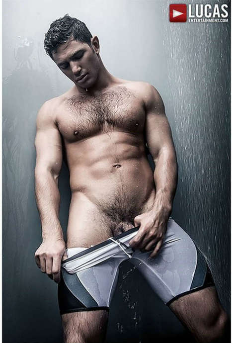 Hairy Dato Foland Takes A Shower | FlexingLads | Scoop.it