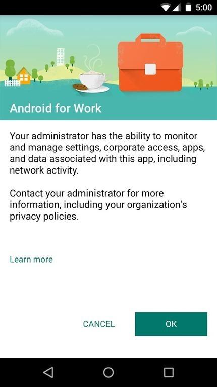 Android for Work : pour un espace de travail sécurisé | Les outils d'HG Sempai | Scoop.it