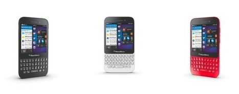 BlackBerry unveils budget BlackBerry Q5 - CNET | Waterloo Tech | Scoop.it