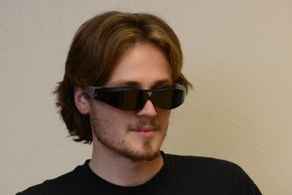 Atheer One, des lunettes connectées de réalité ... | Optique | Scoop.it