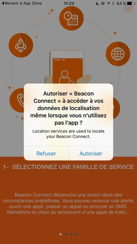 Réseau de balises beacons dans 5 000 commerces parisiens #phygital #web2store | Web-to-Store | Scoop.it