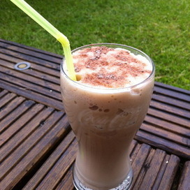 Iced Coffee Frappe - Instructables | Gift Baskets | Scoop.it