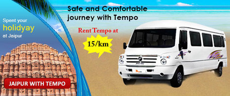 15 Seater Tempo Traveller On Rent | Tempo Traveller on Rent | Scoop.it