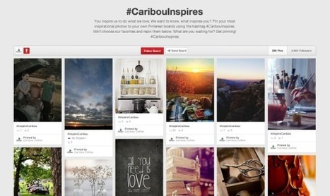 Boards with Benefits: 5 Stand Out Brands on Pinterest - Business 2 Community   Digital-News on Scoop.it today   Scoop.it