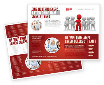 Team Leader Brochure Template | Brochure Templates | Scoop.it