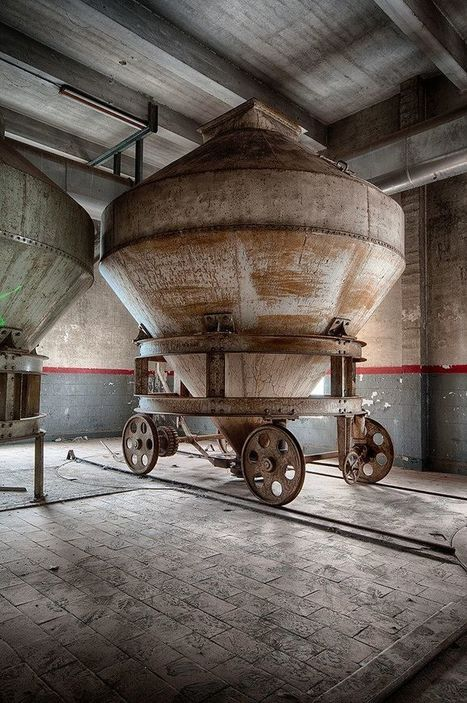 Exploring 10 Abandoned Breweries of the World | Modern Ruins | Scoop.it