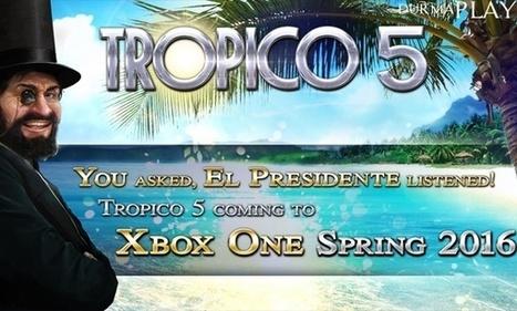 Tropico 5, 2016 Bahar | Starcraft 2 | Scoop.it