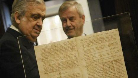 Archivo de Indias muestra una carta de Elcano a Carlos V tras su vuelta al mundo | ARCHIVOS Y ARCHIVEROS | Scoop.it