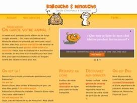 Babouche et Minouche, garde d'animaux à domicile dans les ... | Garde d'animaux à domicile Yvelines | Scoop.it