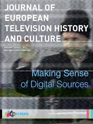 Journal of European Television History and Culture | Video for Learning | Scoop.it