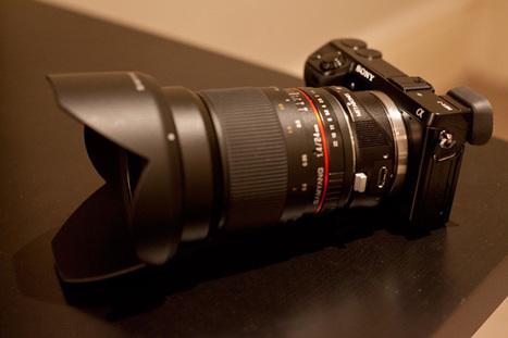 Sony NEX hack is go – 46Mbit 1080p tested | EOSHD.com | Cinematography | Scoop.it