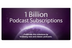 Apple: One billion iTunes podcast subscriptions and counting | Macworld | Social Media Spirit | Scoop.it