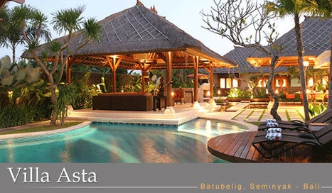 Villa Asta | Bali Villas Accomodation | Scoop.it