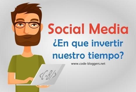 Social Media: ¿En que invertir nuestro tiempo? -   Social Media   Scoop.it