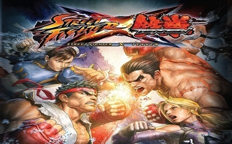 Street Fighter X Tekken PC Game Free Download | PC Games World | Scoop.it