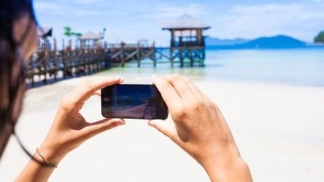 Infographie : les comportements des voyageurs face au digital | Médias sociaux et tourisme | Scoop.it
