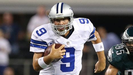 Tony Romo Through The Eyes Of Another Quarterback | Cowboys Recap | Scoop.it