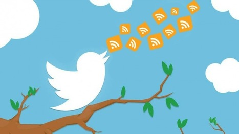 Flux RSS Twitter - Outils pour récupérer les flux - YubiGeek   Animateur de communauté   Scoop.it