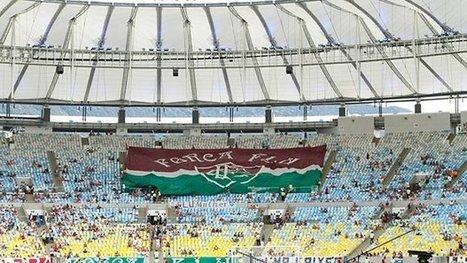 País do futebol (e da má gestão): a Copa vem, o atraso fica | Mundial 2014 | Scoop.it