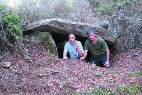Outeiro demuestra que O Carballiño fue una de las comarcas más pobladas en el neolítico | Aux origines | Scoop.it